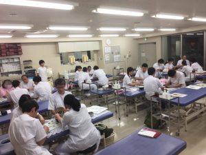 もぐさの製造に関する講演④-東京衛生学園専門学校様_2019年