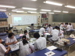 もぐさの製造に関する講演②-東京衛生学園専門学校様_2019年
