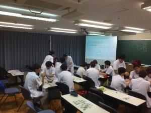 もぐさの製造に関する講演②-関西医療学園専門学校様_2019年