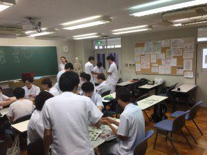 もぐさの製造に関する講演①-関西医療学園専門学校様_2019年