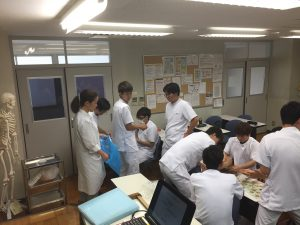 もぐさの製造に関する講演③-関西医療学園専門学校様_2019年